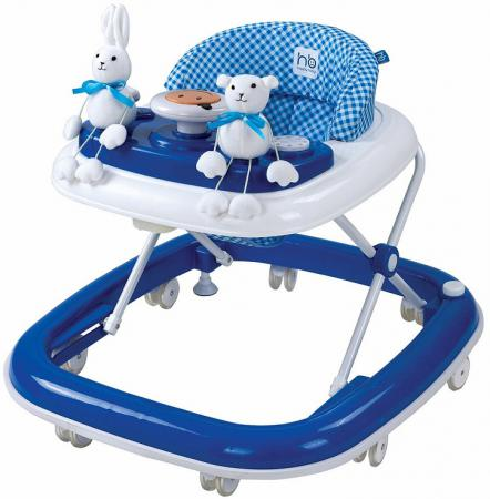 Ходунки Happy Baby Smiley (blue) ходунки babyhit action blue