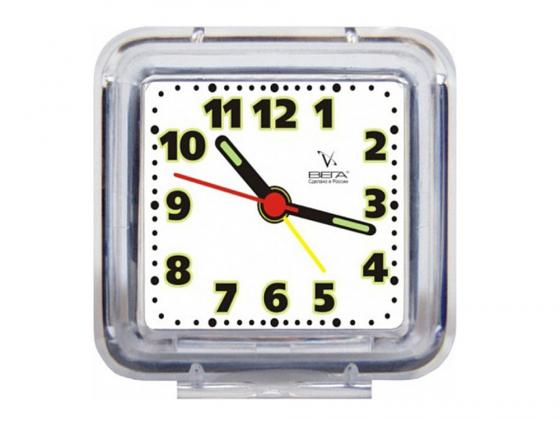 Будильник Вега Б 1-027 будильник вега пробуждение гарантировано оранжевый 7706