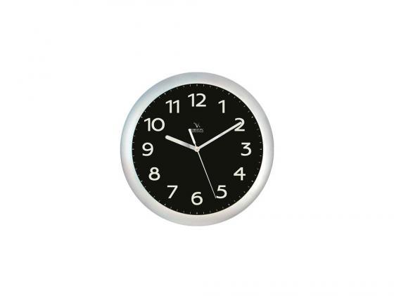 Часы настенные Вега П 1-серебро/6-212 серебристый чёрный часы вега п 1 8 6 208 мусульманские темный город