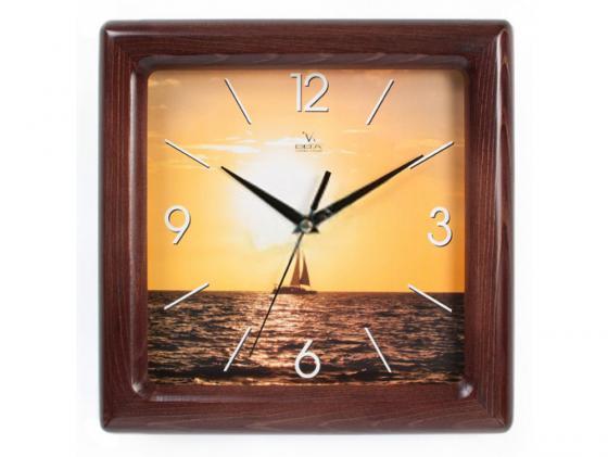 Часы ВЕГА Д 4 МД/7 77 часы настенные вега д 1 мд 7 8 парусник
