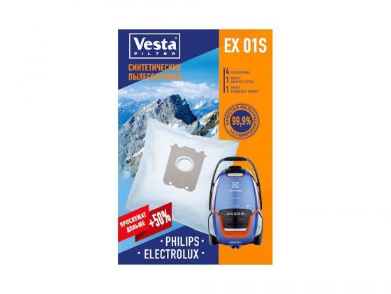 Комплект пылесборников Vesta EX 01 S цена