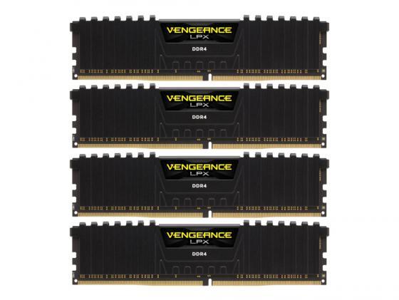 Оперативная память 16Gb (4х4Gb) PC4-27200 3400MHz DDR4 DIMM Corsair CMK16GX4M4B3400C16 цена и фото