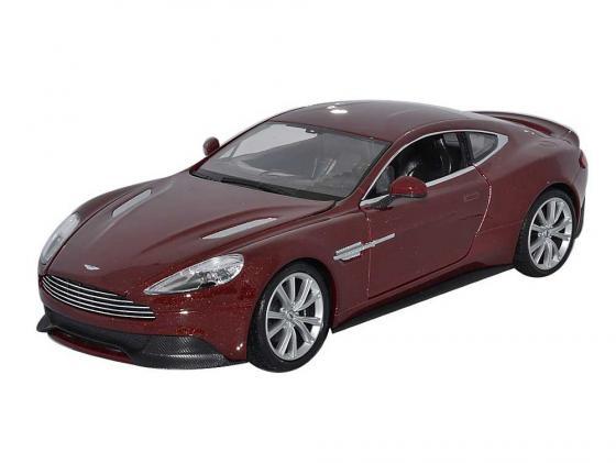Автомобиль Welly Aston Martin Vanquish 1:24 24046 welly aston martin v12 vantage 1 34 39