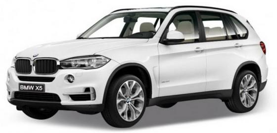 Автомобиль Welly BMW X5 1:32 39890