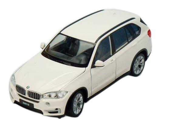 Автомобиль Welly BMW X5 1:24 24052 автомобиль welly audi r8 v10 1 24 белый 24065