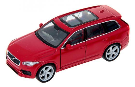 Автомобиль Welly Volvo XC90 1:34-39 цвет в ассортименте 43688 welly модель машины 1 32 volvo xc90 бордо 39884