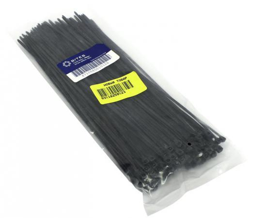 Стяжка нейлоновая 5bites CV-200BK 2.5x200мм 100шт стяжка нейлоновая 5bites cv 100wh 2 5x100мм 100шт
