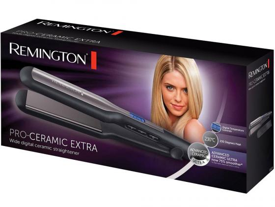 Щипцы Remington S5525 Вт чёрный remington r95 e51 электробритва