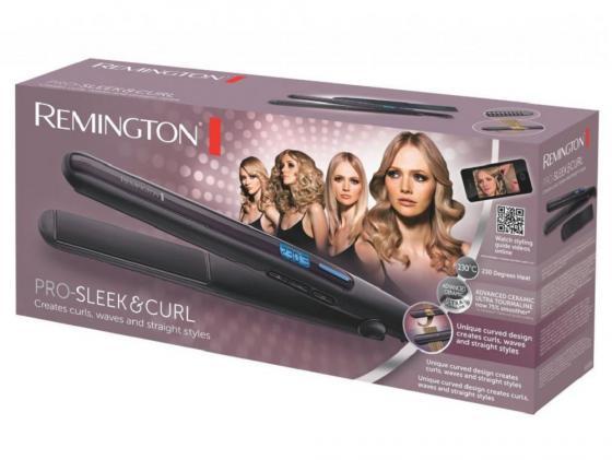 Щипцы для укладки волос Remington S6505 щипцы для укладки волос remington cb4n flexibrush steam