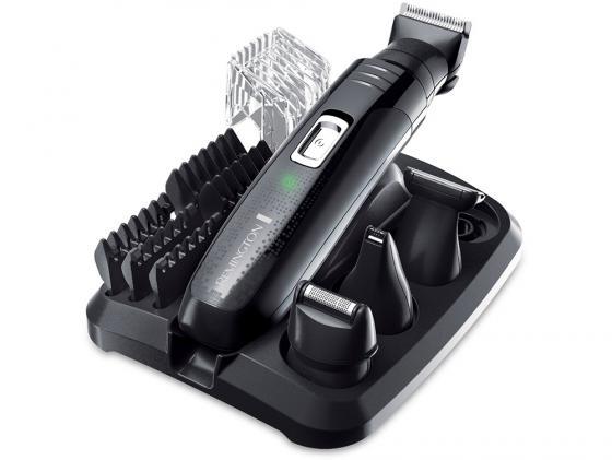 Машинка для стрижки Remington PG 6130 черный набор для стрижки волос qilive pg 5