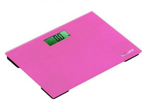 Весы напольные Saturn ST-PS 1247 розовый весы saturn st ps0295