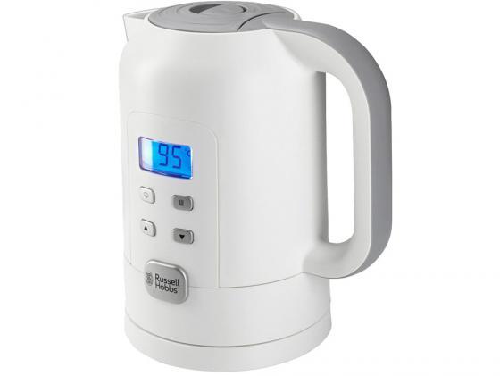 Чайник Russell Hobbs 21150-70 2200 Вт 1.7 л пластик белый серый