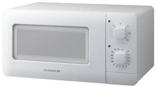 Микроволновая печь DAEWOO KOR-5A07W 500 Вт белый daewoo kor 662bw белый