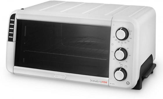 Мини-печь DeLonghi Sfornatutto Mini EO 12012.W белый мини печь redber eo 4510