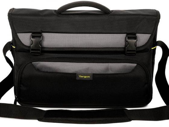 """Сумка для ноутбука 14"""" Targus CityGear TCG265EU черный сумка для ноутбука 17 3 targus citygear tcg270eu черный"""