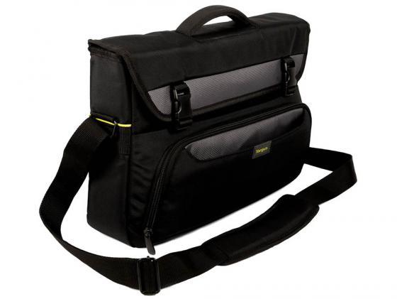Сумка для ноутбука 17.3 Targus CityGear TCG270EU черный сумка для ноутбука 13 14 1 targus classic cn414eu полиэфир черный