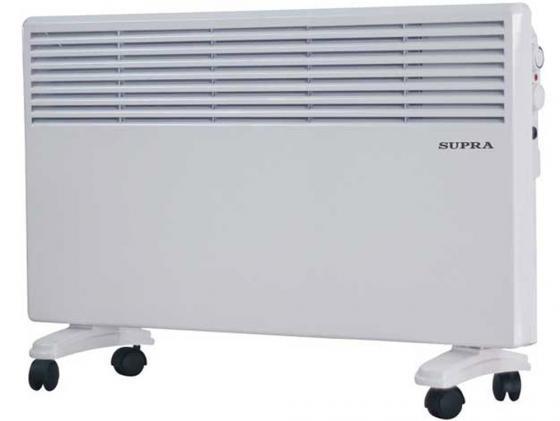 Конвектор Supra ECS-410 1000 Вт белый supra hs 410