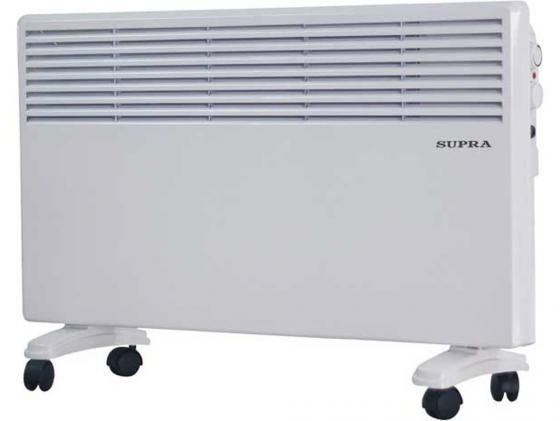 Конвектор Supra ECS-420 2000Вт белый конвектор supra ecs 410 1000вт белый