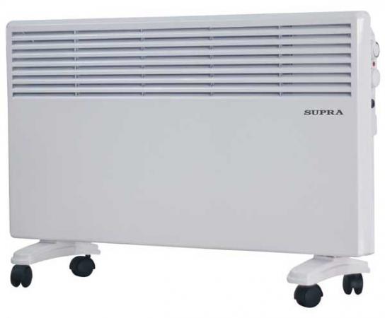Конвектор Supra ECS-405 500 Вт белый йогуртница supra ygs 7001 розовый белый