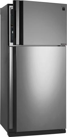 Холодильник Sharp SJXE55PMSL серебристый sharp ar621t