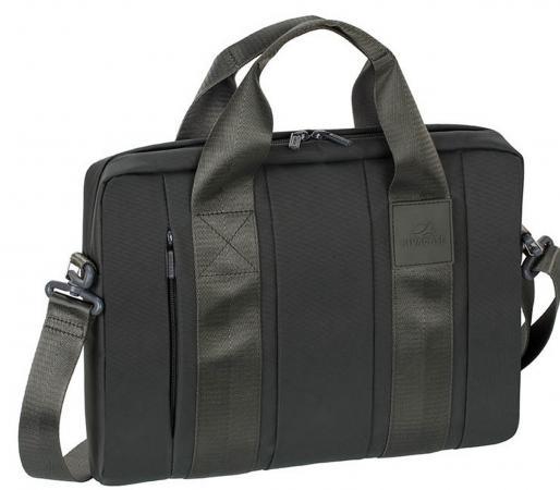 Сумка для ноутбука 13.3 Riva 8820 полиэстер серый сумка для ноутбука 17 pc pet pcp a1317gy нейлон серый
