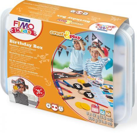 Подарочный набор Пират для проведения дня рождения FIMO kids create&play 8033 05 fimo kids create