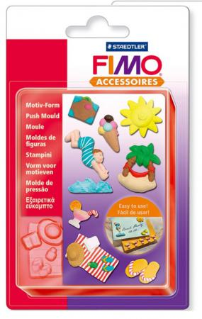 Формы для литья Каникулы FIMO 8725 03 1000pcs pack 3d fimo nail art decorations fimo canes polymer clay canes nail stickers diy 3mm fruit feather slices design zj1202