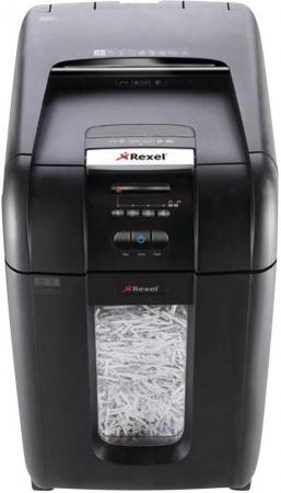 Уничтожитель бумаг Rexel Autofeed Auto+300X 8лст 40лтр 2103250EU уничтожитель бумаг rexel autofeed auto 300x 8лст 40лтр 2103250eu