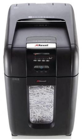 цена Уничтожитель бумаг Rexel Autofeed Auto+ 300M 8лст 40лтр 2104300EU онлайн в 2017 году