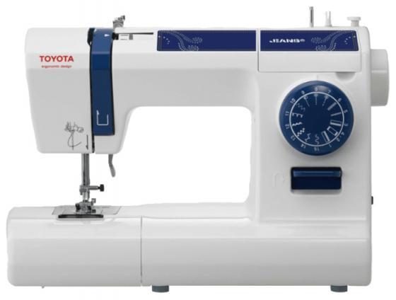 Швейная машина Toyota JCB15 белый цены онлайн