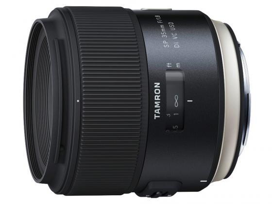 Объектив Tamron SP 35мм F/1.8 Di VC USD для Canon F012E tamron sp 15–30 mm f 2 8 di vc usd canon объектив