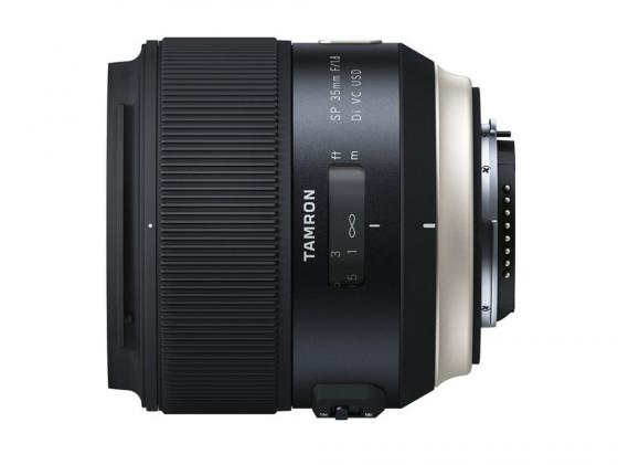 Объектив Tamron SP 45мм F/1.8 Di VC USD для Canon F013E объектив tamron sp 45 мм f 1 8 di vc usd canon