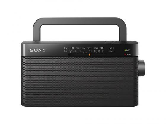 Радиоприемник Sony ICF-306 черный цена