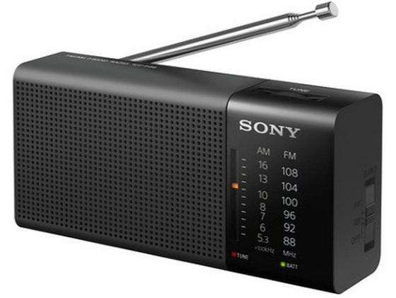 Радиоприемник Sony ICF-P36 черный цена