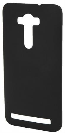 Чехол-накладка Pulsar CLIPCASE PC Soft-Touch для Asus Zenfone 2 Laser (ZE550KL) 5.5 inch (черная) чехол накладка pulsar clipcase pc soft touch для asus zenfone 2 ze500cl 5 0 inch фиолетовая
