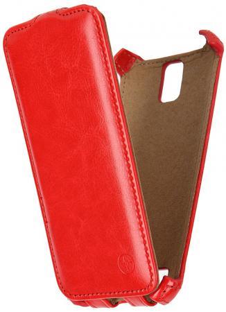 Чехол-флип PULSAR SHELLCASE для ASUS Zenfone С (ZC451CG) (красный) чехол флип для asus zenfone 5 красный g o