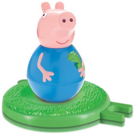 Фигурка Peppa Pig неваляшка Джордж 2 предмета 28802 куртка утепленная napapijri napapijri na154ewvsz36