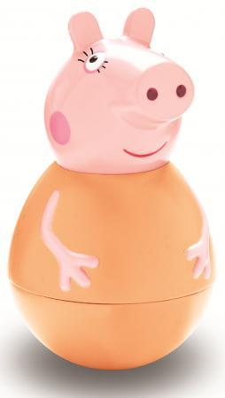 Фигурка Peppa Pig неваляшка Мама Пеппы 28797 фигурка peppa pig неваляшка папа пеппы 28798