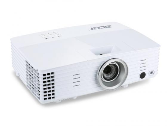 Проектор Acer V7500 DLP 1920x1080 2500Lm 20000:1 HDMI VGA MR.JM411.001 проектор acer v7500 dlp 1920x1080 2500 ansi lm