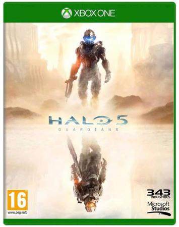 Игра для Xbox One Microsoft Halo 5 U9Z-00062 видеоигра для xbox one microsoft halo 5 guardians limited edition
