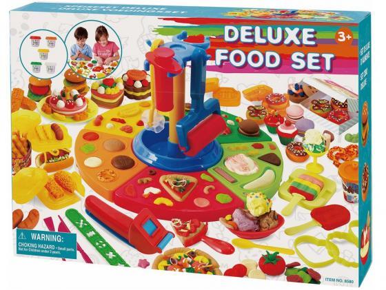 Набор для лепки Playgo Делюкс 8580 всё для лепки playgo набор с формами и инструментами
