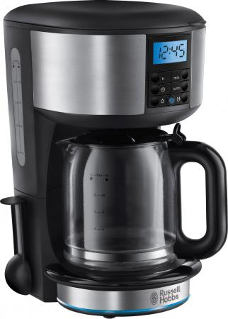 Кофеварка Russell Hobbs 20680-56 1000 Вт черный кофеварка russell hobbs 20680 56