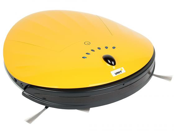 Робот-пылесос UNIT UVR-8000 золотой