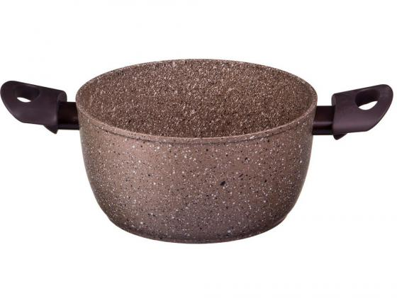 Кастрюля Tima AT-5124 ART Granit 24 см 4.5 л алюминий