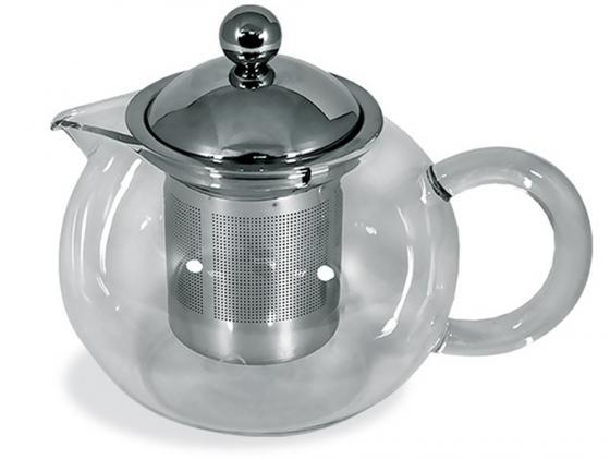Чайник заварочный Tima Бергамот TB-1500 1.5 л стекло прозрачный чайник tima 2 5 л к 15