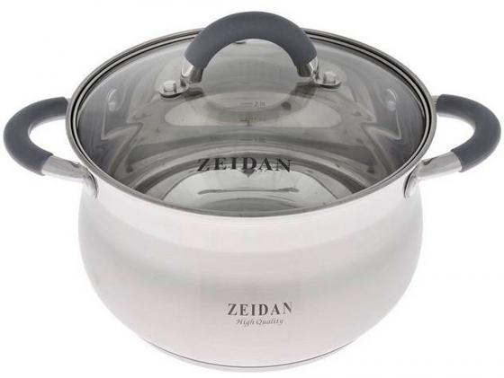 Кастрюля Zeidan Z 50250 16 см 2.1 л нержавеющая сталь сотейник zeidan z 50277 16 см 1 8 л нержавеющая сталь