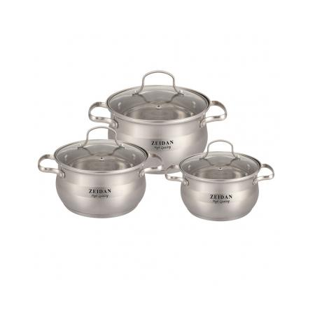 Набор посуды Zeidan Z-50610 набор посуды zeidan z 51101