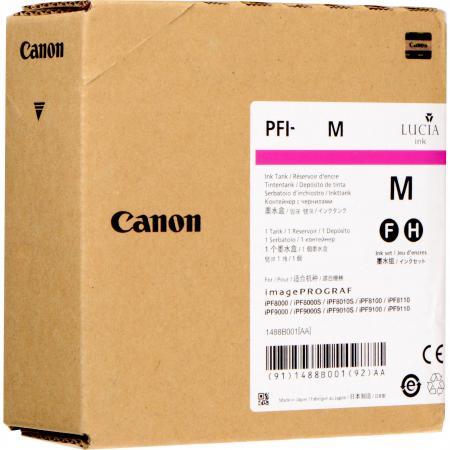 Картридж Canon PFI-307 M для iPF830/840/850 пурпурный 9813B001 картридж canon pfi 307 y жёлтый
