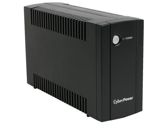 ИБП CyberPower 450VA/240W UT450E черный цена и фото