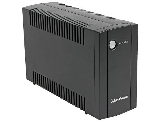 ИБП CyberPower 450VA/240W UT450EI черный ибп cyberpower 650va 360w ut650ei черный